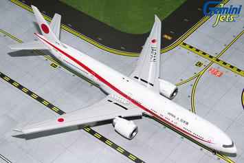 GeminiMACS 1:400 JASDF Boeing 777-300ER (Flaps/Slats Extended) picture