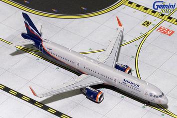 GeminiJets 1:400 Aeroflot Airbus A321(S) picture