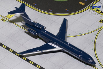 GeminiJets 1:400 Policia Federal Boeing 727-200 picture