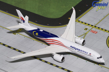 GeminiJets 1:400 Malaysia Airlines A350-900 picture