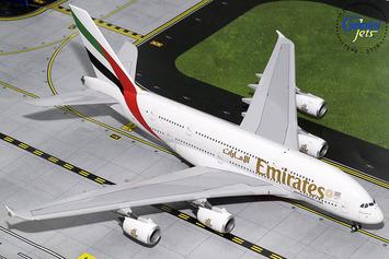 "Gemini200 Emirates Airbus A380 ""New Expo 2020"" picture"
