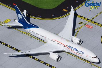 GeminiJets 1:400 Aeromexico Boeing 787-9 Dreamliner picture