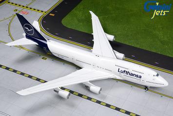 Gemini200 Lufthansa Boeing 747-400 picture