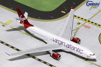 GeminiJets 1:400 Virgin Atlantic Airbus A330-200 picture