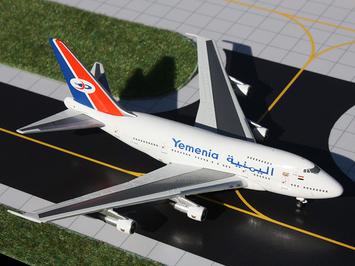 GeminiJets 1:400 Yemenia 747SP picture