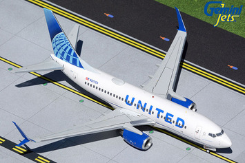 Gemini200 United Airlines Boeing 737-700 N21723 picture