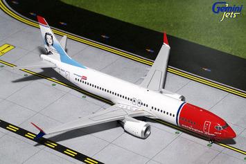 Gemini200 Norwegian Boeing 737 MAX 8 picture