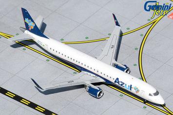 GeminiJets 1:400 Azul Linhas Aereas Embraer 195 picture