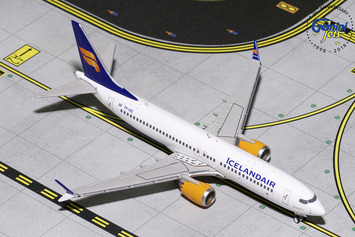 GeminiJets 1:400 Icelandair Boeing 737 MAX 8 picture