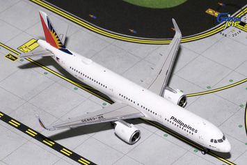 GeminiJets 1:400 Philippine Airlines Airbus A321neo picture