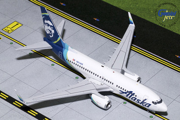 Gemini200 Alaska Airlines Boeing 737-700 picture