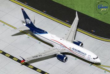 GeminiJets 1:400 Aeromexico Boeing 737 MAX 8 picture