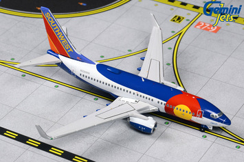 "GeminiJets 1:400 Southwest Airlines Boeing 737-700 ""Colorado One"" picture"