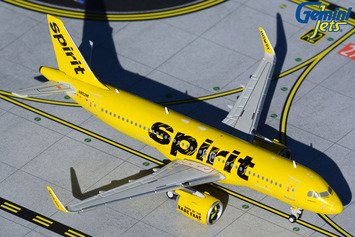 GeminiJets 1:400 Spirit Airlines Airbus A320neo picture