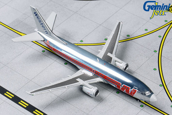 GeminiJets 1:400 Western Airlines Boeing 737-300 picture