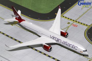 GeminiJets 1:400 Virgin Atlantic Airbus A350-1000 picture