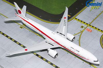GeminiMACS 1:400 JASDF Boeing 777-300ER picture