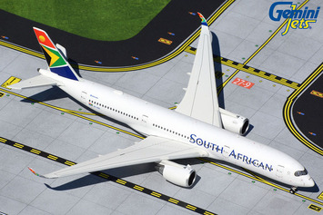 GeminiJets 1:400 South African Airways Airbus A350-900 picture