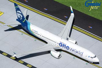 "Gemini200 Alaska Airlines Boeing 737-900ER ""oneworld"" picture"