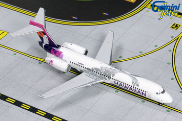 GeminiJets 1:400 Hawaiian Airlines Boeing 717-200 picture