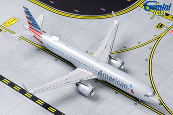 GeminiJets 1:400 American Airlines Airbus A321neo picture