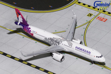 GeminiJets 1:400 Hawaiian Airlines A321neo picture