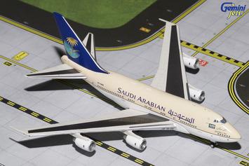 GeminiJets 1:400 Saudia Boeing 747SP picture