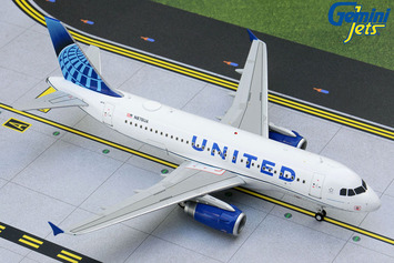 Gemini200 United Airlines Airbus A319 (New 2019 Livery) picture