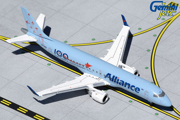 """GeminiJets Alliance Airlines Embraer 190 """"Air Force Centenary 2021"""" picture"""