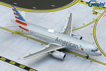 GeminiJets 1:400 American Airlines Airbus A320-200 picture