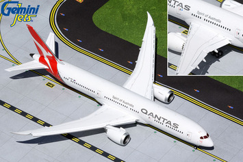 Gemini200 Qantas Boeing 787-9 Dreamliner (Flaps/Slats Extended) picture