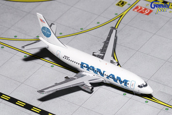 GeminiJets 1:400 Pan Am 737-200 picture