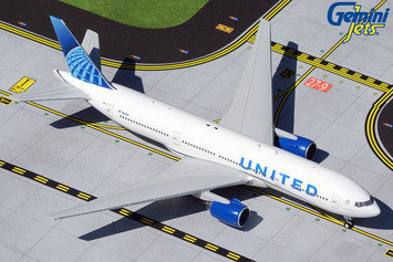 GeminiJets 1:400 United Airlines Boeing 777-200 (New 2019 Livery) picture