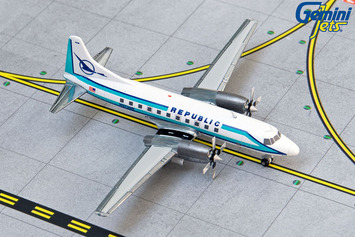 GeminiJets 1:400 Republic Airways Convair 580 picture
