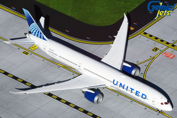 GeminiJets 1:400 United Airlines Boeing 787-10 Dreamliner picture