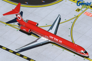 GeminiJets 1:400 New York Air MD-82 N805NY picture