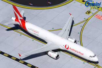 GeminiJets 1:400 Qantas Freight Airbus A321P2F VH-ULD picture
