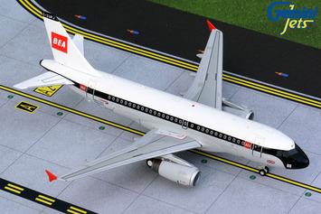 """Gemini200 British Airways Airbus A319 """"BEA Retro"""" picture"""