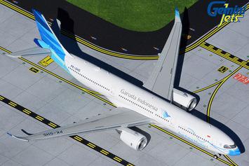 "GeminiJets 1:400 Garuda Indonesia Airbus A330-900neo ""Ayo Pakai Masker"" picture"