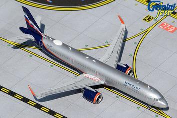 GeminiJets 1:400 Aeroflot Airbus A321neo picture