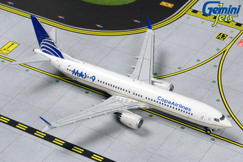 GeminiJets 1:400 Copa Airlines Boeing 737 MAX 9 picture