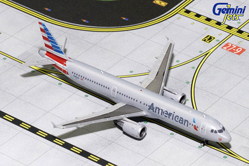 GeminiJets 1:400 American Airlines Airbus A321 picture