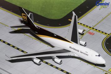 GeminiJets 1:400 UPS Boeing 747-400F picture