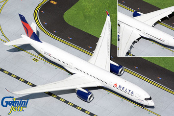 Gemini200 Delta Air Lines Airbus A350-900 (Flaps/Slats Extended) picture