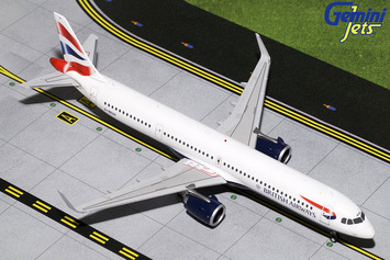 Gemini200 British Airways A321neo picture