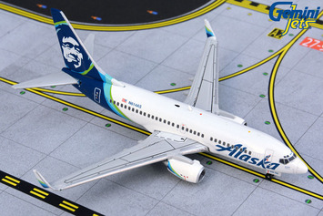 GeminiJets 1:400 Alaska Airlines Boeing 737-700 picture