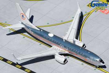 """GeminiJets 1:400 American Airlines Boeing 737-800 """"Astrojet"""" picture"""