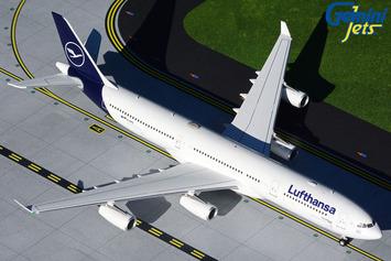 Gemini200 Lufthansa Airbus A340-300 picture