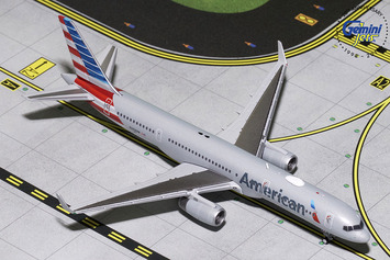 GeminiJets 1:400 American Airlines Boeing 757-200 picture