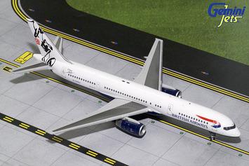 Gemini200 British Airways Boeing 757-200 picture